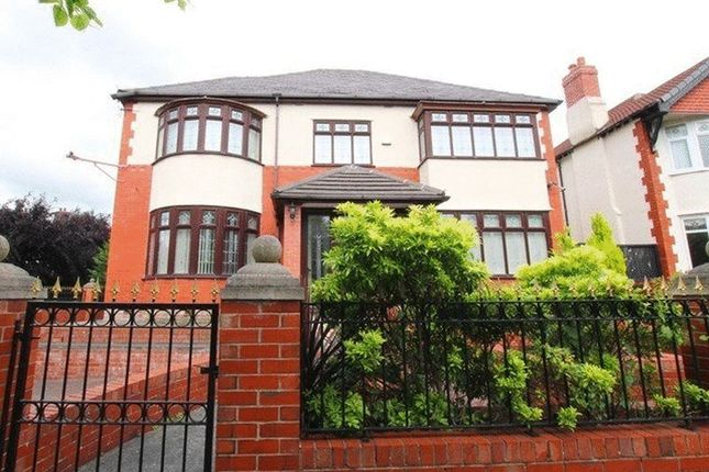 Thumbnail Detached house for sale in Mather Avenue, Calderstones, Liverpool