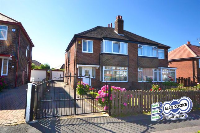 Thumbnail Property to rent in Carr Manor Parade, Meanwood, Leeds