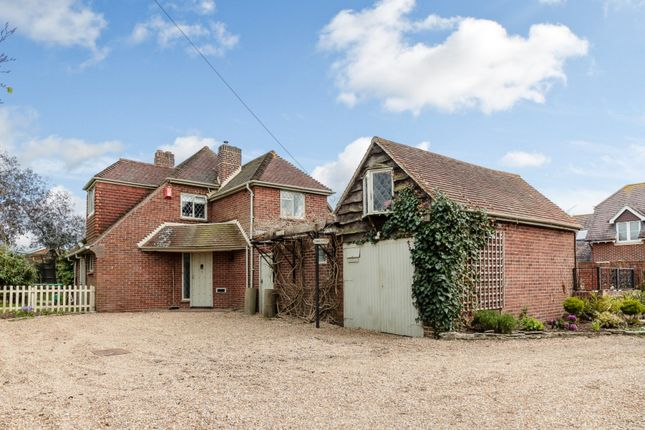 Thumbnail Detached house for sale in Grays Close, Alverstoke, Gosport, Hampshire