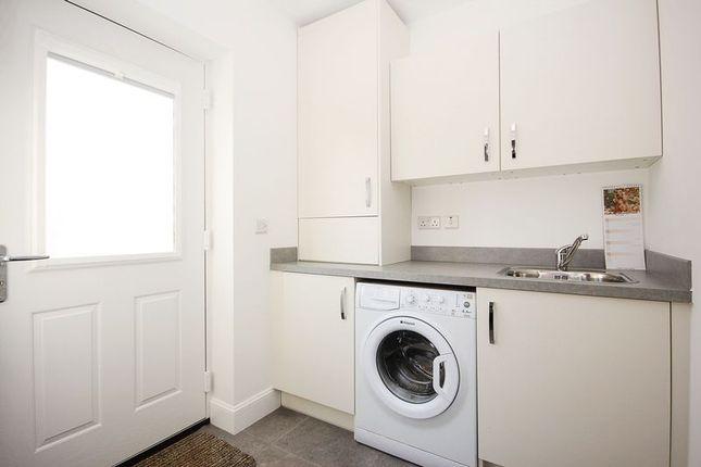 Utility Room of Schirehall Avenue, Danderhall EH22