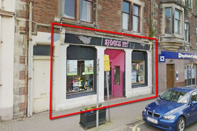 Commercial property for sale in 16, Dalrymple Street, Girvan KA269Ae