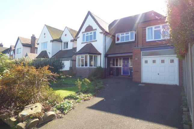 Thumbnail Detached house for sale in Ravenhurst Road, Harborne, Birmingham