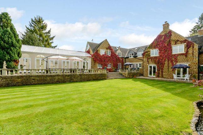 Thumbnail Detached house for sale in Southrop Road, Hook Norton, Banbury, Oxfordshire