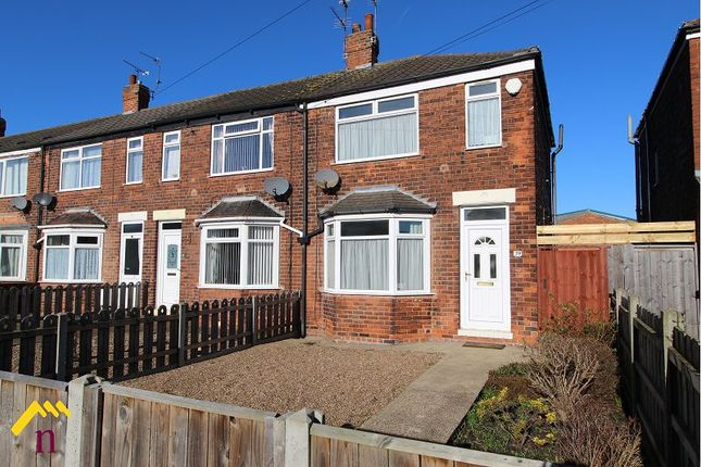 3 bed end terrace house to rent in Glebe Road, Hull