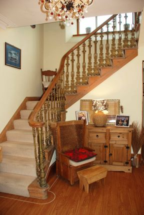 Staircase of 1 Franklin Road, Stromness KW16