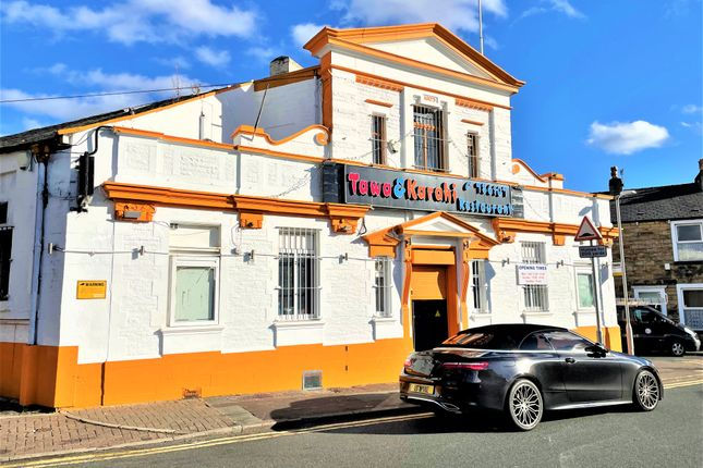 Thumbnail Restaurant/cafe for sale in Plumb St, Burnley