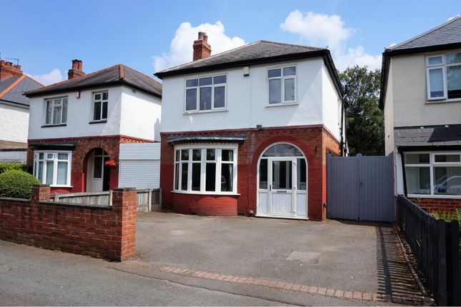 Thumbnail Detached house for sale in Church Road, Wolverhampton
