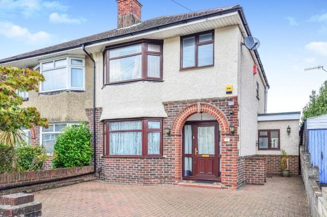 Front of Westbury Road, Southampton SO15