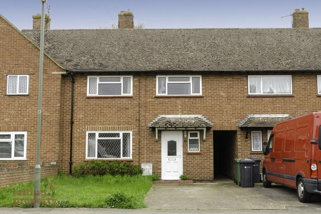 Thumbnail Terraced house to rent in Hornbeam Road, Guildford
