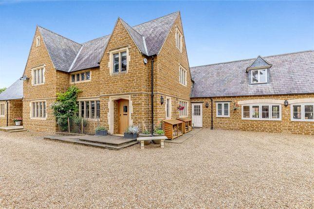 Thumbnail Detached house for sale in Harlestone Road, Church Brampton, Northampton, Northamptonshire