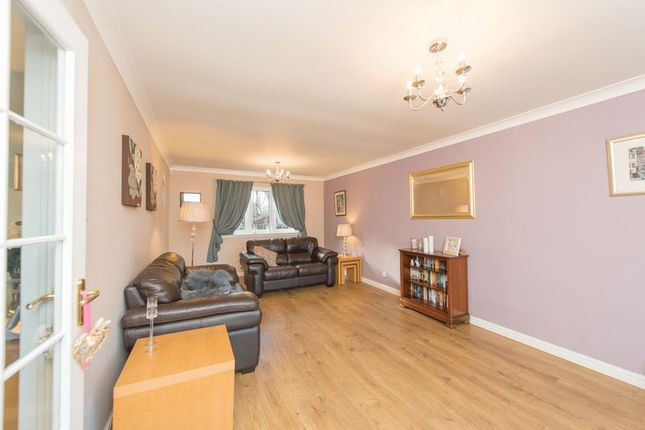 Lounge of Bankton Terrace, Livingston EH54