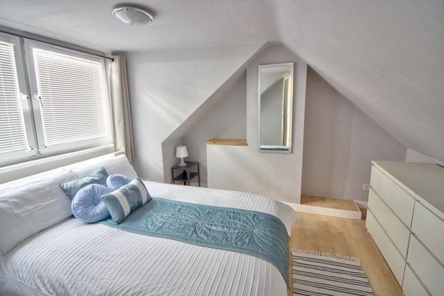 Master Bedroom of Stuart Park, East Craigs, Edinburgh EH12