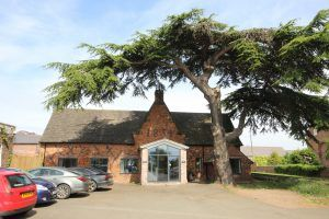 Thumbnail Office for sale in Mollington, Chester