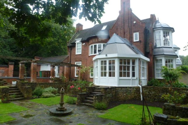 Thumbnail Semi-detached house to rent in The Oaks, Arlington Drive, Mapperley Park, Nottinghamshire