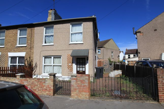 Thumbnail Flat to rent in Cobden Road, Croydon