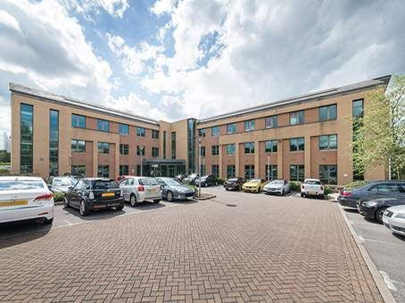 Thumbnail Office to let in 5300 Lakeside, Cheadle Royal Business Park, Cheadle, - Serviced Office