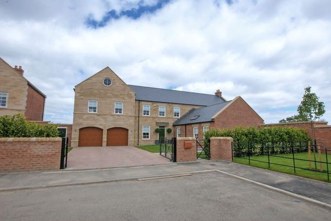 Thumbnail Detached house for sale in Hawthorn, Brunton Lane, Newcastle Upon Tyne