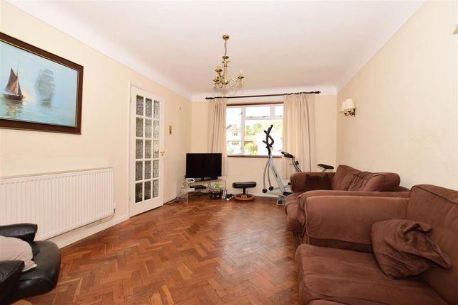 Thumbnail Semi-detached house for sale in Springcroft, Hartley, Longfield, Kent