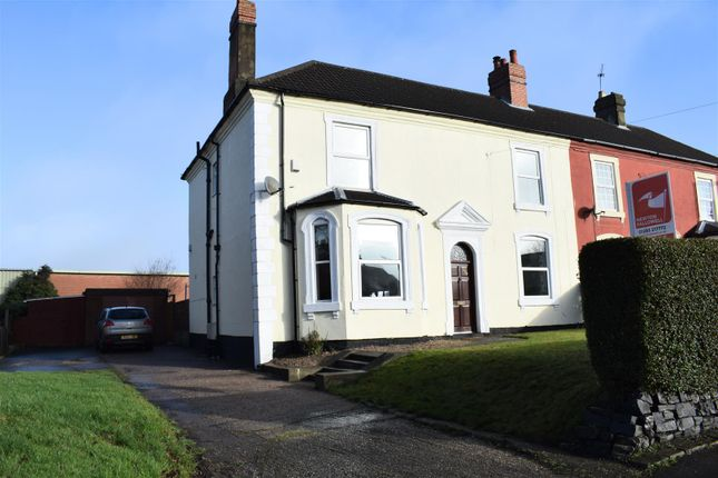 3 bed semi-detached house for sale in Hastings Road, Swadlincote