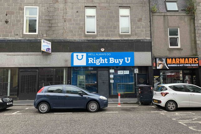 Thumbnail Retail premises to let in George Street, Aberdeen