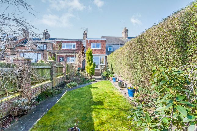 Thumbnail Terraced house for sale in Rock Road, Oundle, Peterborough