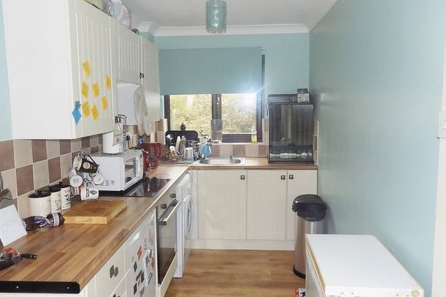 Thumbnail Flat for sale in Salisbury Mews, Fordington, Dorchester
