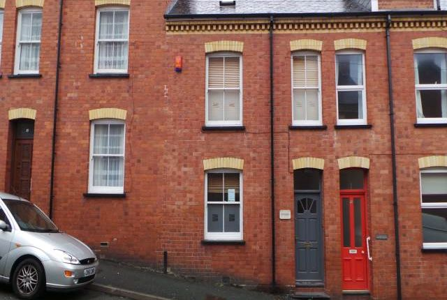 Thumbnail Shared accommodation to rent in 27 Pencoed, Edgehill Road, Aberystwyth