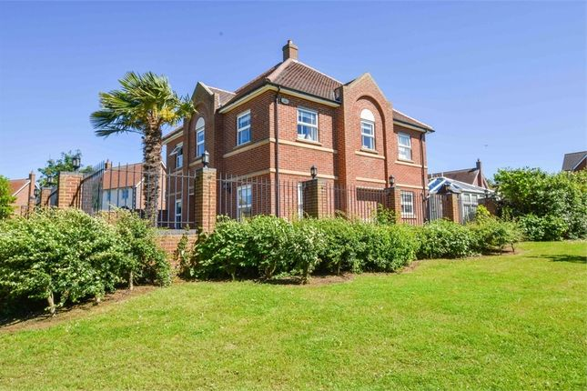 Thumbnail Detached house for sale in Cygnet Walk, Stanway, Colchester, Essex
