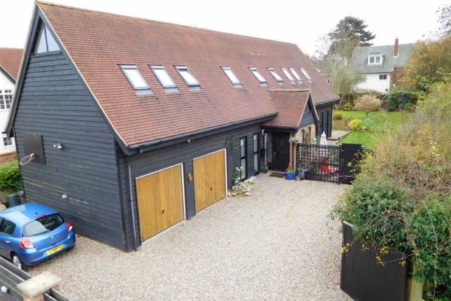 Thumbnail Detached house for sale in Sheering Road, Churchgate Street, Old Harlow, Essex