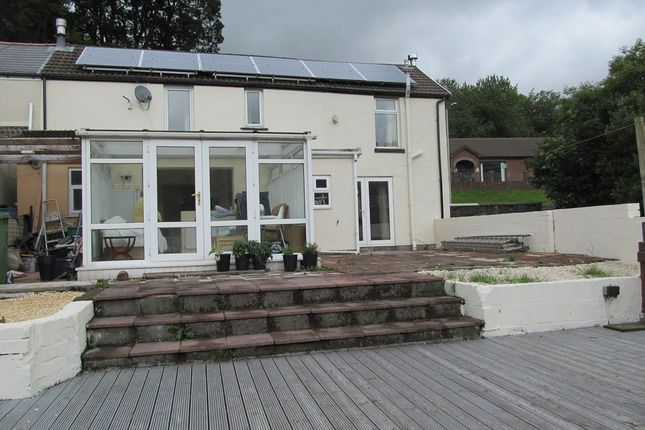 Thumbnail End terrace house for sale in Ystrad CF41, Ystrad,