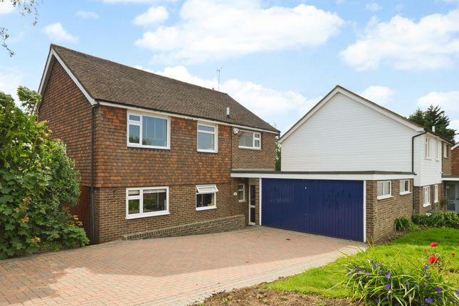 Thumbnail Detached house for sale in Prospect Way, Brabourne Lees