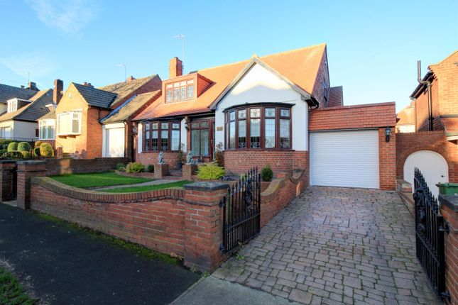Thumbnail Bungalow for sale in Queen Alexandra Road, Ashbrooke, Sunderland