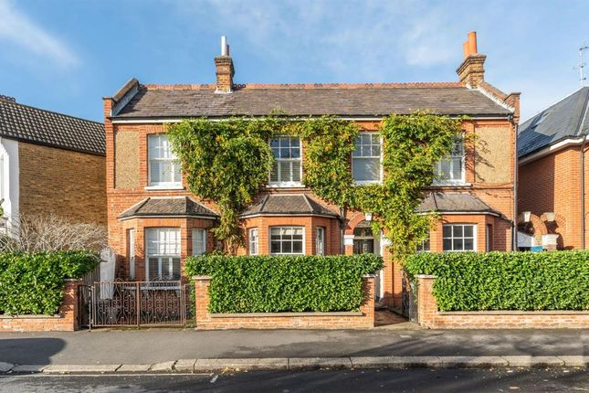 Thumbnail Detached house for sale in Vicarage Road, Hampton Wick, Kingston Upon Thames