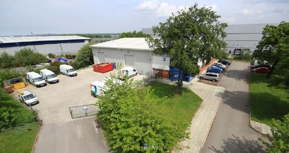 Light industrial to let in 3 Plantation Court, Wirral International Business Park, Bromborough, Wirral
