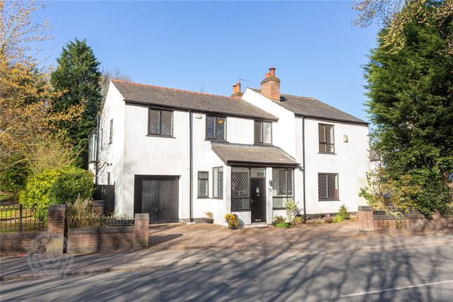4 bed detached house to rent in Barton Road, Worsley, Manchester M28