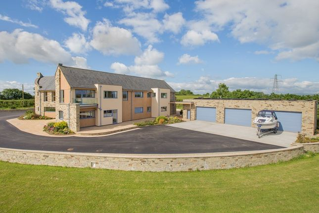 Thumbnail Detached house for sale in Hestow Road, Ideford, Chudleigh