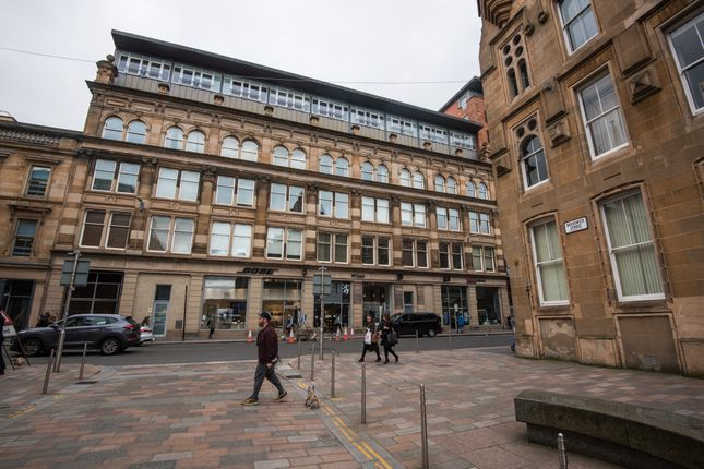 Thumbnail Flat for sale in Ingram Street, Glasgow
