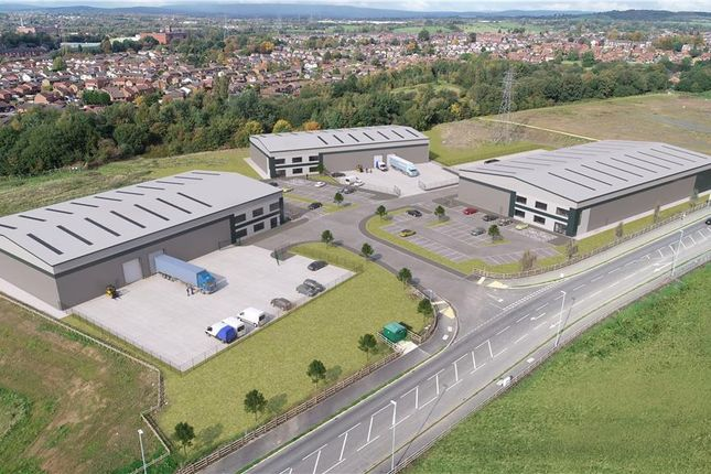 Thumbnail Industrial for sale in Broadway Central, Broadway Green Business Park, / M60, Chadderton, North West