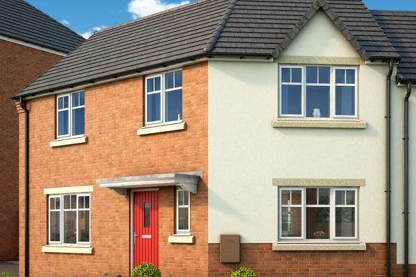 "Thumbnail Property for sale in ""The Primrose At Willows, Dudley"" at Middlepark Road, Dudley"