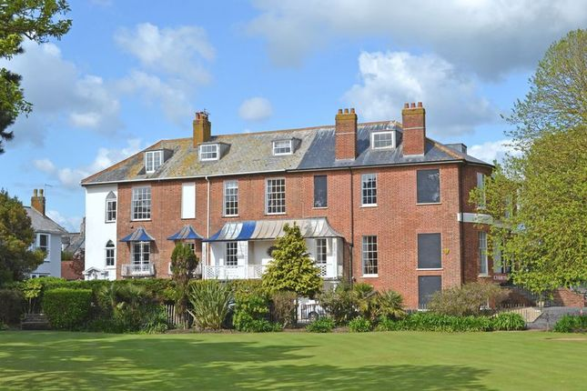 Thumbnail Flat for sale in Barton Close, Sidmouth