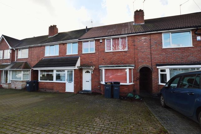 Thumbnail Terraced house for sale in Grindleford Road, Great Barr, Birmingham