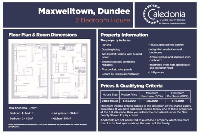 Thumbnail Property for sale in Alexander Street, Dundee