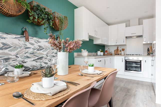 Terraced house for sale in Blossom Grove, Station Road, Teynham Kent