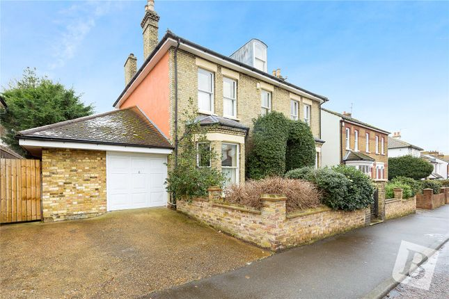 Thumbnail Detached house for sale in Whitehill Road, Gravesend, Kent