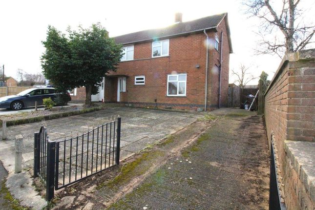 Thumbnail Semi-detached house to rent in Lawford Lane, Bilton, Rugby