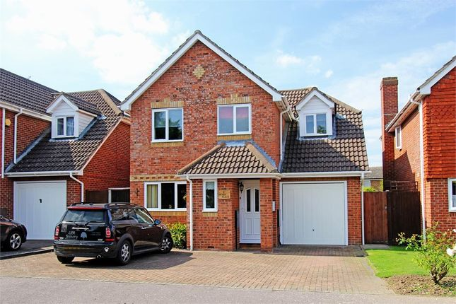 Thumbnail Detached house for sale in Hever Place, Sittingbourne