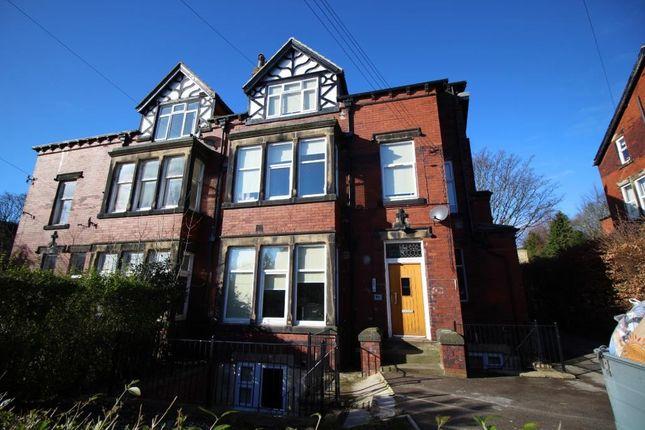 Thumbnail Studio to rent in Darnley Road, West Park, Leeds