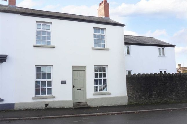 Thumbnail Semi-detached house for sale in High Street, Raglan, Monmouthshire