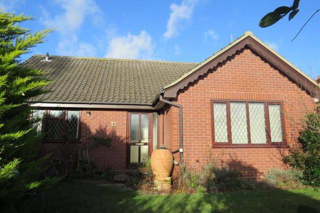 Thumbnail Detached bungalow for sale in Sidell Close, Norwich