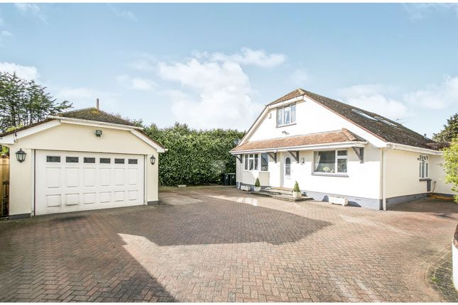 Thumbnail Detached bungalow for sale in Hill View Road, Ferndown